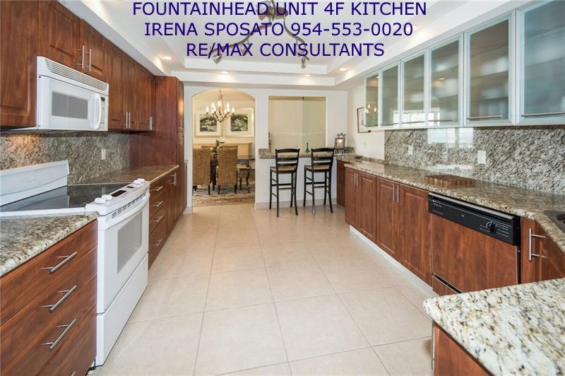 Fountainhead unit 4F Kitchen Photo